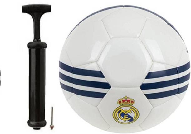 SBS Real Madrid With Air pump Football Kit