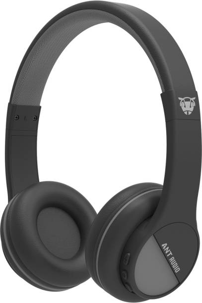 3b70bb37b56 Ant Audio Treble 500 On -Ear HD Bluetooth Bluetooth Headset with Mic