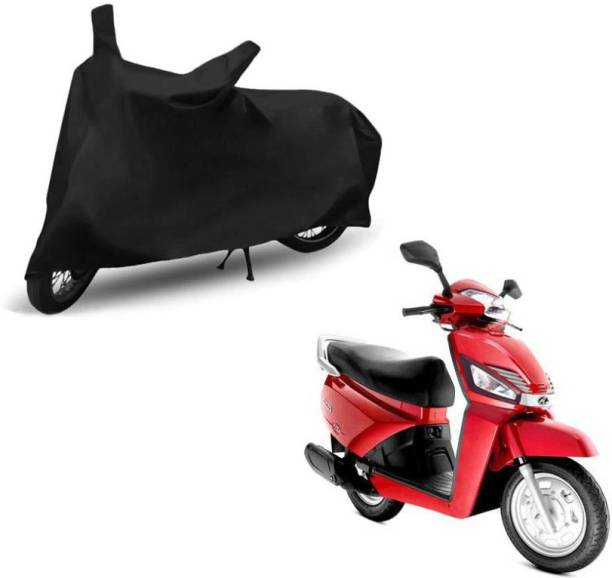 CreativeDesignz Two Wheeler Cover for Mahindra