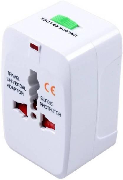 Tool Point All in One Universal Travel Power Plug Adapter| International Travel Adapter Plug Worldwide Adaptor