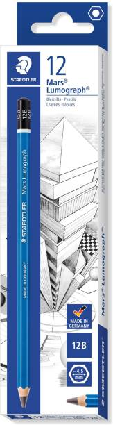 STAEDTLER Graphite Mars Lumograph 100 (12B) Pencil
