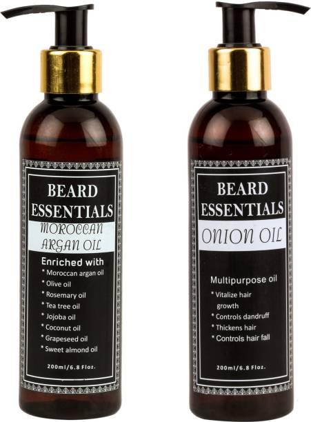 Beard Essentials Hair Oil - Buy Beard Essentials Hair Oil