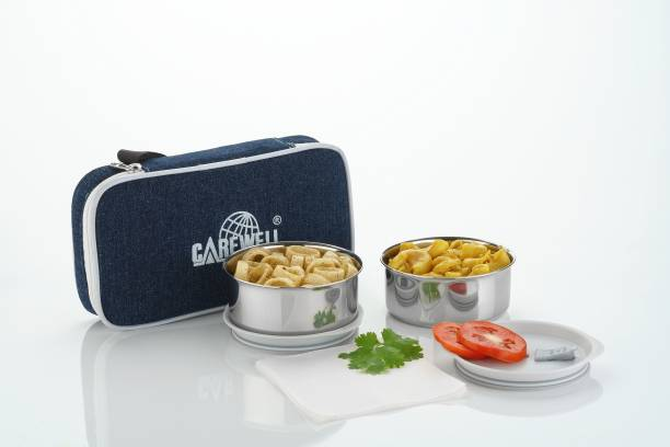Carewell Smart 2 Containers Lunch Box