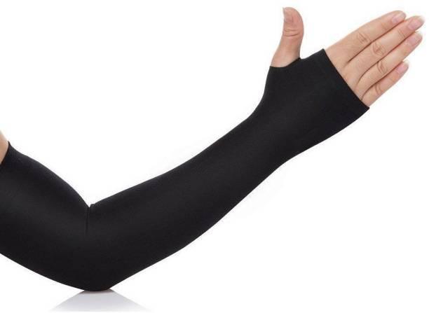 GLAMAXY Nylon Arm Sleeve For Men & Women