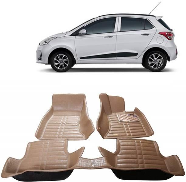 Auto Garh Plastic 5D Mat For  Hyundai Grand i10