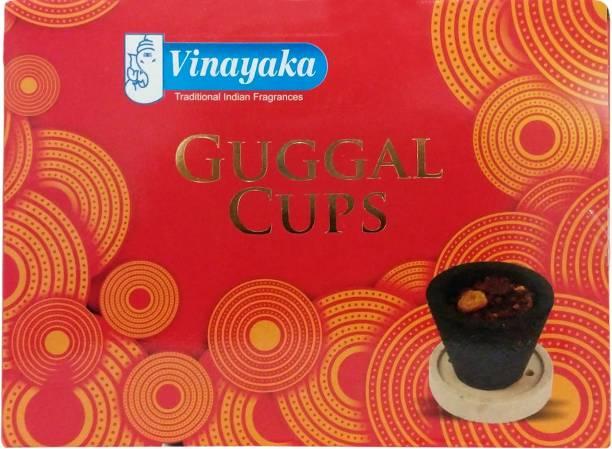 Vinayaka Guggal Cups Sandal Dhoop