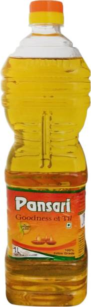 Pansari Blended Oil Plastic Bottle