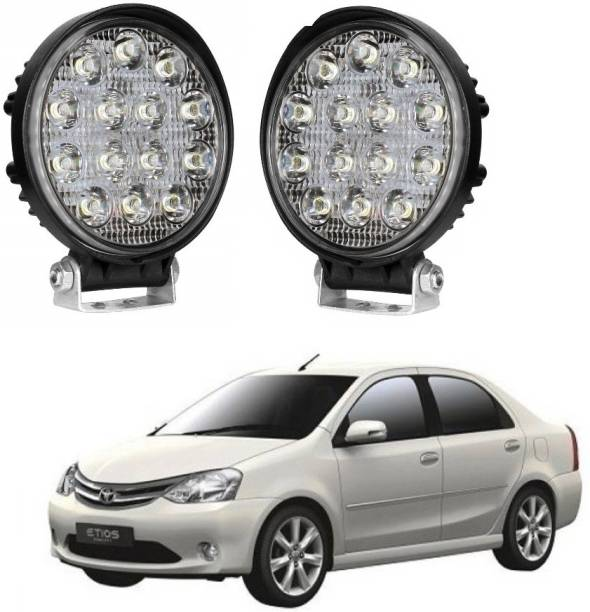 Auto Garh LED Fog Lamp Unit for Toyota Etios