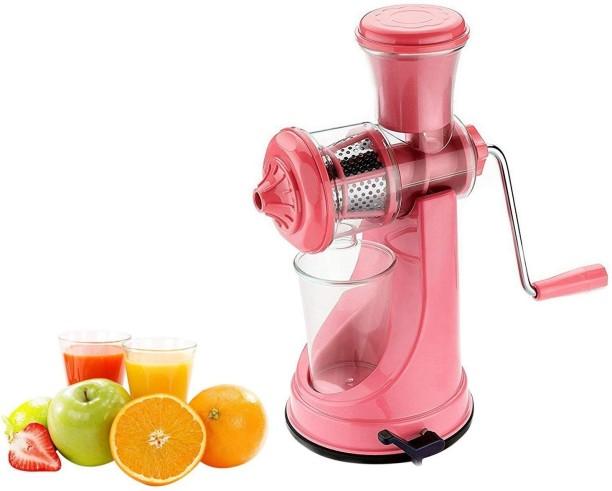Zdada 3-in-1 Manual Orange Lemon Squeezer Juicer Fruit & Vegetable ...