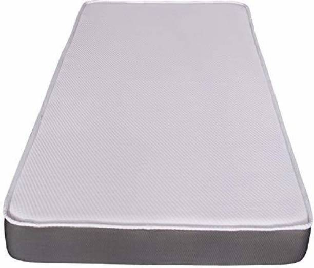 Shinysleep HR Foam Mattress (78x30x4)Inch 4 inch Single High Resilience (HR) Foam Mattress