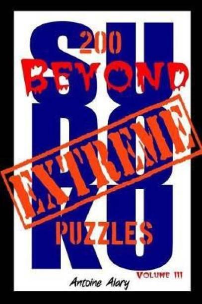 Beyond Extreme Sudoku Volume III