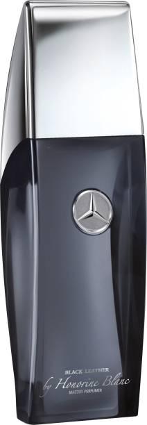 Mercedes-Benz VIP CLUB Black Leather Eau de Toilette  -  100 ml