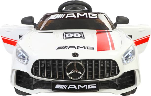 Toyhouse Futuristic Benzy AMG Rechargeable Battery Operated Ride-on car for Kids ( 2 to 5yrs ) Car Battery Operated Ride On