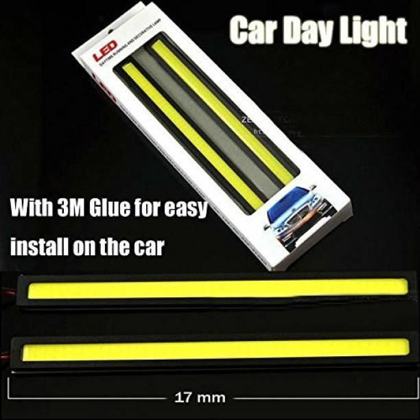 romic M-10308 Generic Waterproof LED Running Light (White) Car Fancy Lights