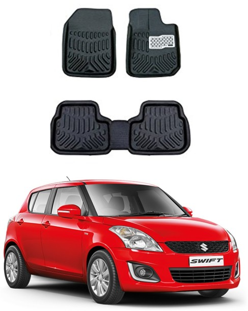 SMART FOR 2 2004-2007 BLACK QUALITY CAR MATS B