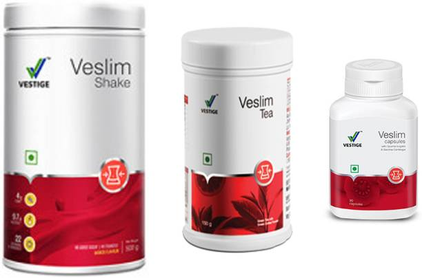 Vestige Veslim sliming shake , sliming tea and sliming capsules