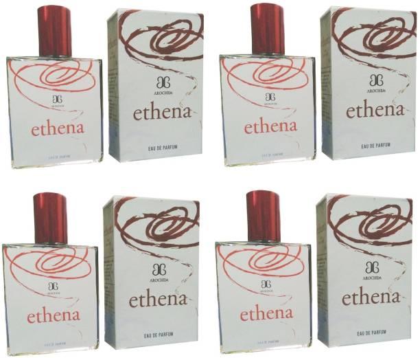 AROCHEM Ethena Perfume 100ML Each (Pack of 4) Eau de Parfum  -  400 ml