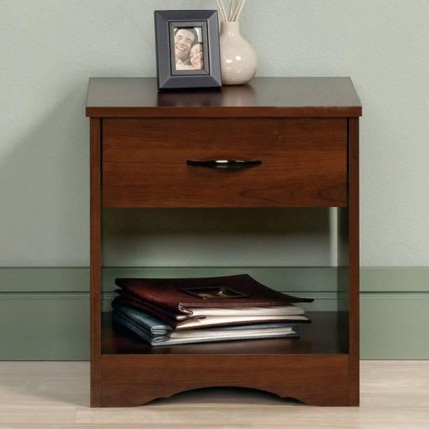 Suncrown Furniture Sheesham Wood Solid Wood Bedside Table