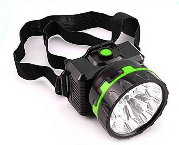 Mufasa Powerful Ultra Bright Head Torch Rechargeable Lamp Home Industrial Work LED Light Torches 10 Watts Torch Torch