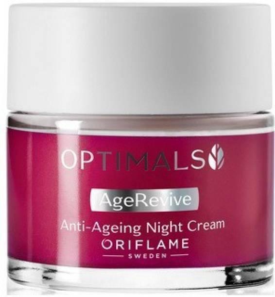 Oriflame Optimals Age Revive Anti-Ageing Night Cream