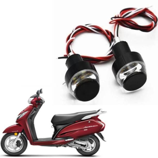 BRPEARl Indicator Light, Parking Light,Mirror Light LED-142 Bike Handlebar Weights