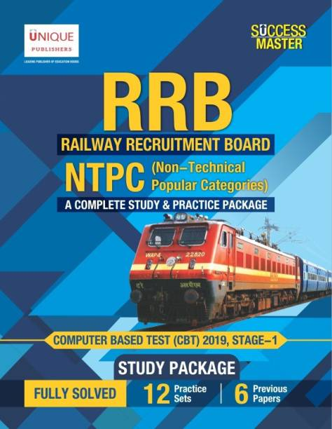 RRB NTPC Fully Solved Practice Sets