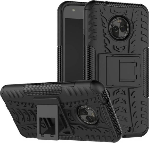 Sprik Back Cover for Motorola Moto X4