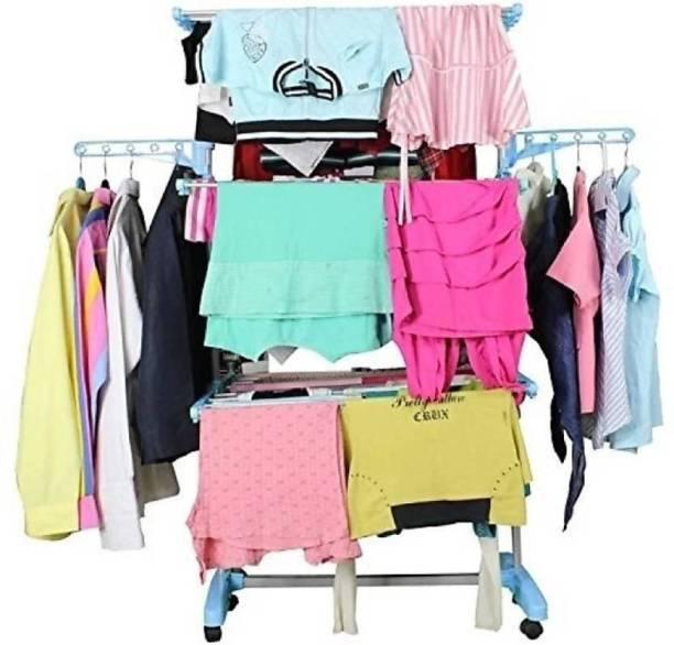TNC Steel Floor Cloth Dryer Stand 106TNC