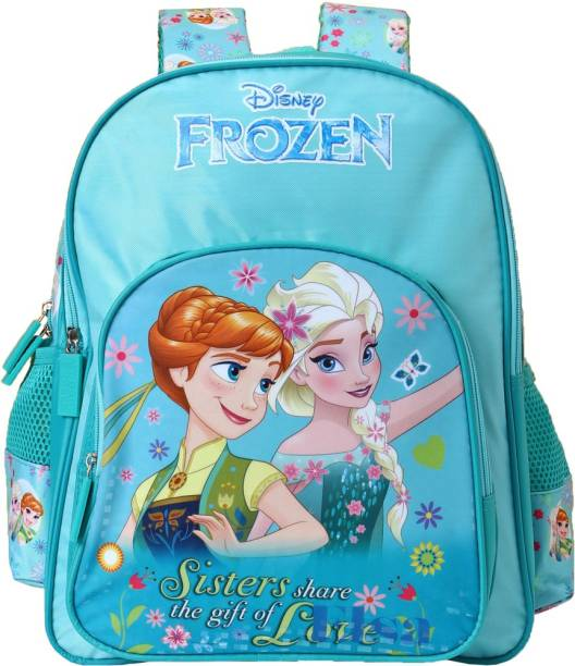 1b0cf4e80d6 Disney Frozen Frozen Sisters Love School Bag 41 cm (Primary 1st-4th Std)