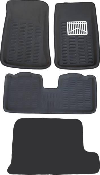 Dapidx Plastic 3D Mat For  Mahindra Bolero
