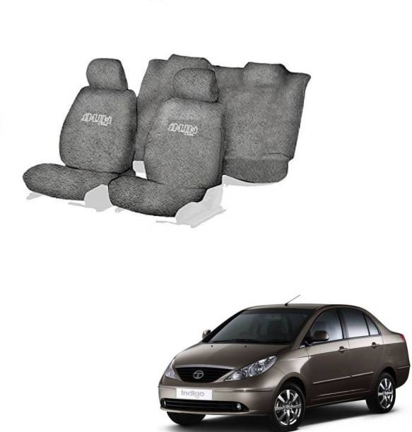 JMJW & SONS Cotton Car Seat Cover For Tata Indigo