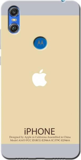 Cooldone Back Cover for Motorola One/Motorola One Back Cover,Back Case