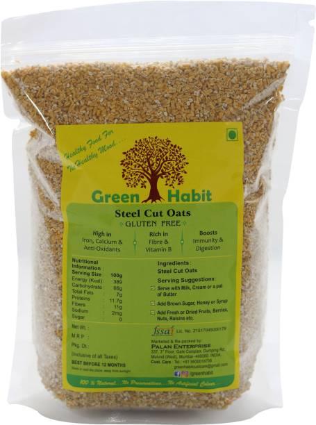 greenhabit Gluten-free Steel-cut Oats 1.5 kg