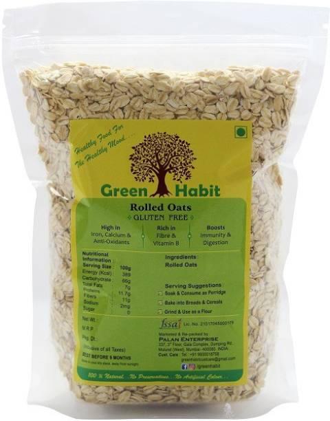 greenhabit Gluten-free Rolled Oats 3kg