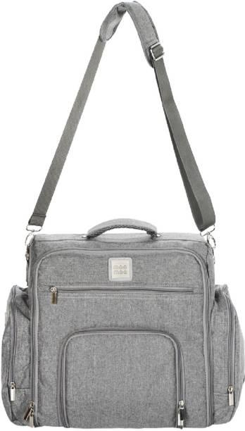 MeeMee Stylish Multi-Function Diaper (Backpack-Style) Nursery Bag