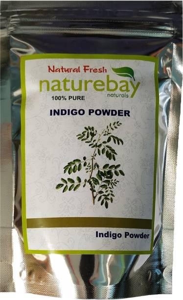 NatureBay Naturals 100% Pure Indigo Powder(zipper pouch)