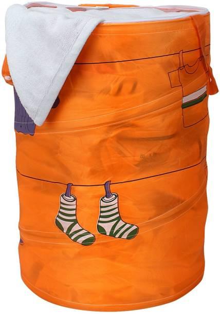BUCKETLIST 63 L Orange Laundry Bag