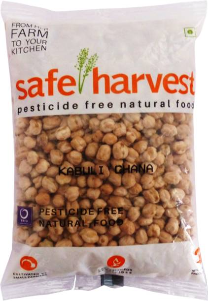 safe harvest Kabuli Chana (Whole)