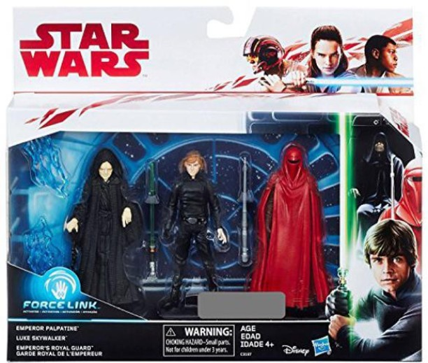3.75 inch Star Wars Force Link 2.0 Imperial Probe Droid 2-pack DARTH VADER