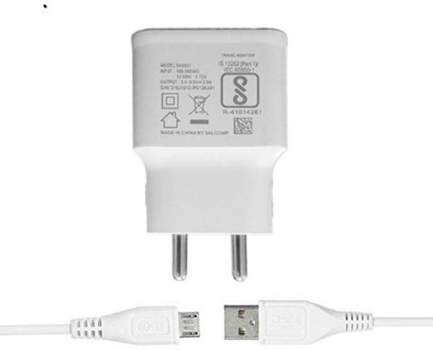 DELMOHUT Hi speed Travel Charger Compatible for V5S 2 A Mobile Charger