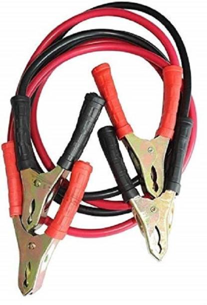 LakhanPal LP-juMPER cABLE 7.2 ft Battery Jumper Cable