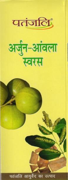 PATANJALI Arjun Amla Juice with 1 Copper Strow