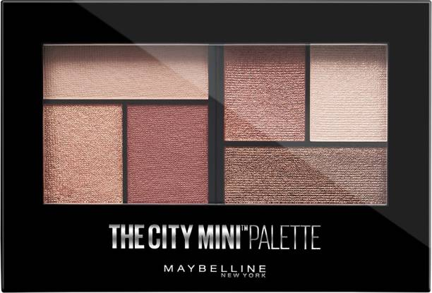 MAYBELLINE NEW YORK City Mini Palette 6.1 g