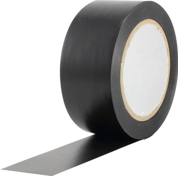 JIA PVC Tape 55 mm X 60 meter Premium Quality Self Adhesive PVC Electrical Insulation Black Tape
