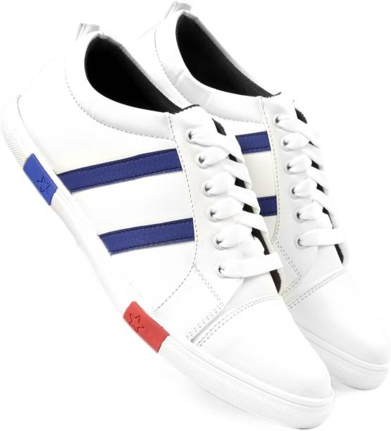 1269418e6dfd White Shoes - Buy White Shoes Online For Men At Best Prices in India ...