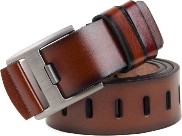 586646a87ce4 Leather Belts - Buy Leather Belts online at Best Prices in India ...