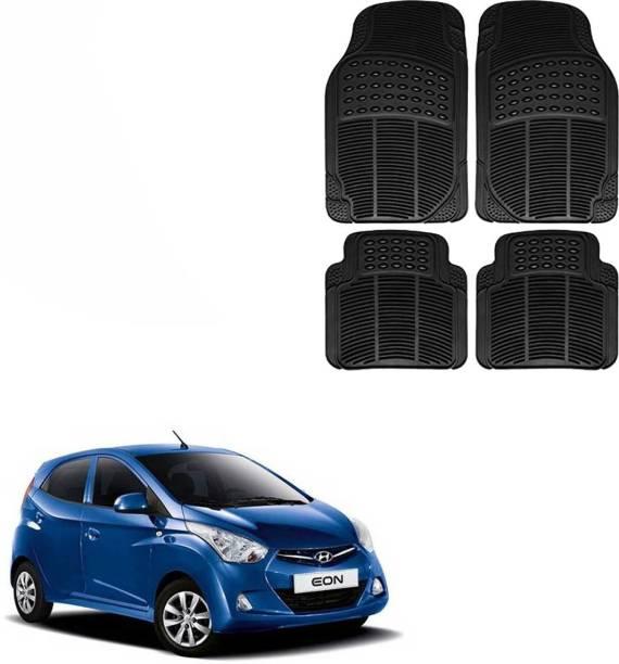 AdroitZ Rubber Standard Mat For  Hyundai Eon
