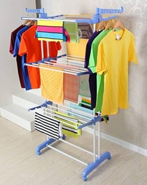 TNC Steel Floor Cloth Dryer Stand 908