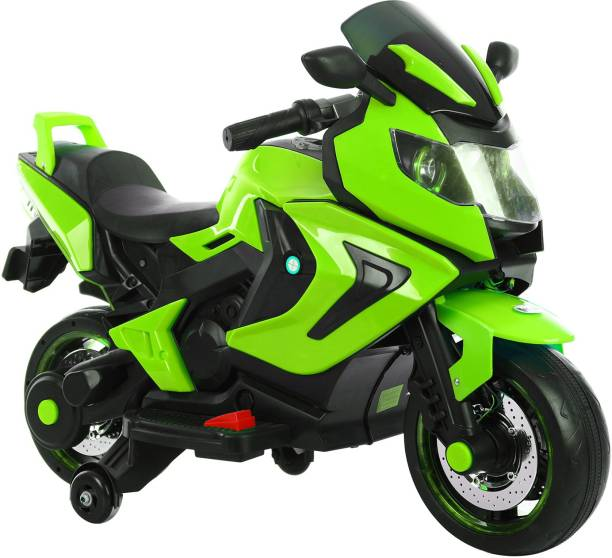 Toyhouse valentina Racer Bike Rechargeable battery operated Ride-on for kids(3 to 7yrs) Bike Battery Operated Ride On
