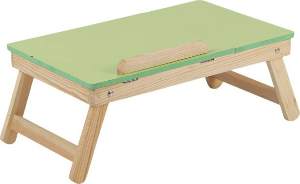 MDN Premium Quality Wood Portable Laptop Table